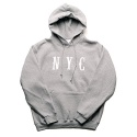 CUSTOMIZED SUPER COTTON PULLOVER SWEATSHIRT (N.Y.C)