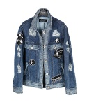 3COSTE WAPPEN DENIM JACKET