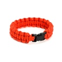 로스코(ROTHCO) PARACORD BRACELET (RED)