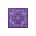 로스코(ROTHCO) 22INCH TRAINMEN BANDANA (PURPLE)