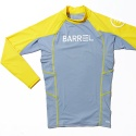 Og Men Rashguard Yellow Grey