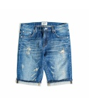 Scratch Washed Shorts
