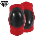 [SMITH] SCABS ELITE ELBOW PADS (Red/Black)