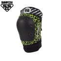 [SMITH] SCABS ELITE LEOPARD KNEE PADS (Green/Black)
