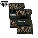 [SMITH] SCABS ELITE LEOPARD WRIST GUARDS (Brown)