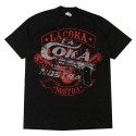 La Coka Nostra Distressed Tee