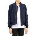MA-1 BOMBER NAVY BLACK