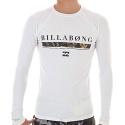 14 BILLABONG RASHGUARD_WHITE(빌라봉 래쉬가드/래시가드/수영복/웨이크보드복/AE011-853)