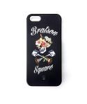 BRATSON X SQUARE(JP) IPHONE CASE MATTBLK(5/5S)