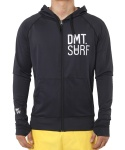 [DMT SURF] CHAMPION BLACK HOOD RASHGUARD 남성용 후드래쉬가드집업