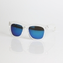 겐지 Cancun Mirror Sunglasses (Blue)