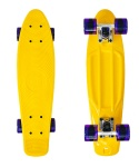 Stereo Vinyl Cruiser - Yellow / Purple
