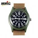 [무신사특가] MWC 올리브 메탈 베트남 시계 / NAM-OL-MET / Olive Metal Vietnam Watch (Quartz)