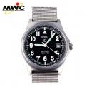[무신사특가] MWC G10 LM 밀리터리 시계 그레이 밴드 / G10LM-GS / MWC G10 LM Military Watch (Grey Strap)