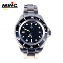 [무신사특가] MWC 쥬얼 오토메틱 다이버스 / SUB-SS-S-AB / 2013 MWC 21 Jewel 300m Automatic Divers Watch On Bracelet
