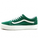 반스 올드스쿨 빈티지 (VANS OLD SKOOL VINTAGE - EVERGREEN) [VN-0VOKDO5] (QR코드인증)