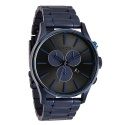 NIXON Sentry Chrono Deep Blue