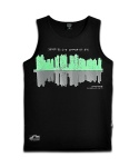 블랙맘바(BLACKMAMBA) City sleeveless[BK]