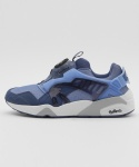 Trinomic Disc GradientSChang bijou blue