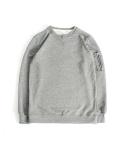 "Sweatshirt ""MA-1"" Gray"