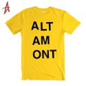 알타몬트(Altamont) [Altamont] DROP OFF S/S (Yellow)