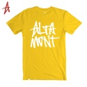 알타몬트(Altamont) [Altamont] STACKED BASIC S/S (Yellow)