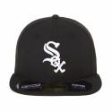 [5950 핏티드] MLB 어센틱 시카고 화이트삭스_블랙