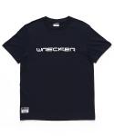 자니카슨 WRECKER 티셔츠- Navy