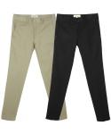 CRS BASIC SLIM PANTS BGBK