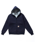 칼하트WIP() Car-Lux Hooded Jacket Jet / Grey