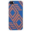 NIXON Mitt Print iPhone 5 Case Cobalt Cherry Tribal