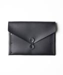 envelope_clutch -black- 와이플러스세븐 클러치