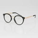 Genova glasses (Black&Gold)