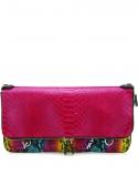PIXI_Clutch Phyton Rainbow & Red