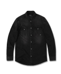 (E4)Maccoy(men′s L/S shirts.Cloudy grey)