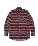 (E4)Stieg(men′s L/S shirts.mood indigo)