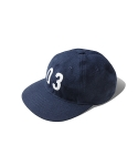 Bambino 03 Wool Ball Cap Navy