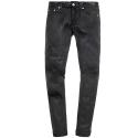M#0430 exeter gloss black pants