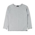 NORMALLOG BASIC T-SHIRTS (GRAY)