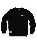자니카슨 맨투맨 티셔츠(Black)