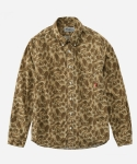 DUCK HUNTER CAMOUFLAGE SHIRTS BEIGE