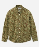 DUCK HUNTER CAMOUFLAGE SHIRTS OLIVE
