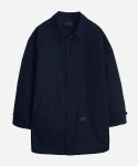 BALMACAAN COAT NAVY (맥코트)
