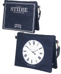 스티디(STIDIE) DOUBLE CROSS-NAVY