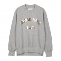 ORDINARY FINALE GREY SWEAT SHIRT