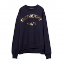 ORDINARY FINALE NAVY SWEAT SHIRT