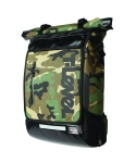 Infinity Rolltop Backpack Camo