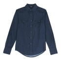 젠메이드(GENMADE) TARSUS WASHING DENIM SHIRT