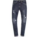M0438 norwich repaired jeans