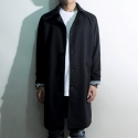 Ponte Single Coat (Black)